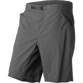 Houdini Crux Shorts Herre rock black